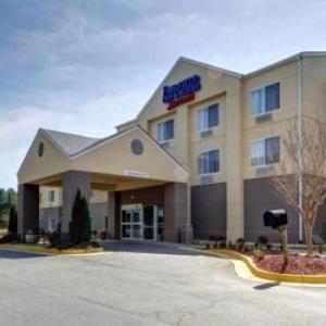 Fairfield Inn & Suites By Marriott Atlanta Suwanee