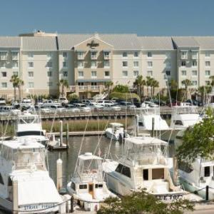 Turtle Point Golf Course Hotels - Springhill Suites By Marriott Charleston Downtown/Riverview