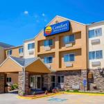 Comfort Inn & Suites Coralville - Iowa City near Iowa River Landing