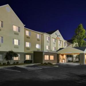 Dothan Civic Center Hotels - Fairfield Inn by Marriott Dothan