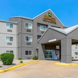 Quality Inn Suites Keokuk North
