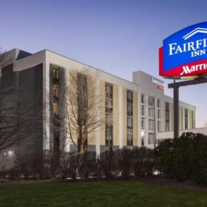 IZOD Center Hotels - Fairfield Inn East Rutherford Meadowlands