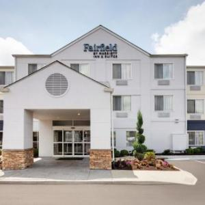 Fairfield Inn & Suites By Marriott Indianapolis Airport IN, 46241