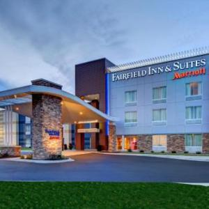 Fairfield Inn & Suites By Marriott Madison West/middleton
