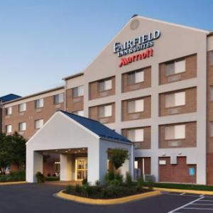 Eastview High School Apple Valley Hotels - Fairfield Inn & Suites by Marriott Minneapolis Bloomington/Mall of America