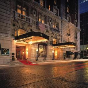 Belle of Louisville Hotels - The Seelbach Hilton Louisville