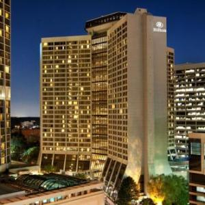 Georgia State University Hotels - Hilton Atlanta