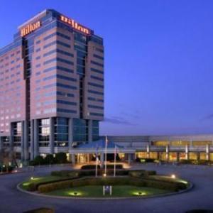 Hotels near Wolf Creek Amphitheater - Hilton Atlanta Airport