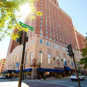 Hotels near Potawatomi Bingo Casino - Hilton Milwaukee City Center