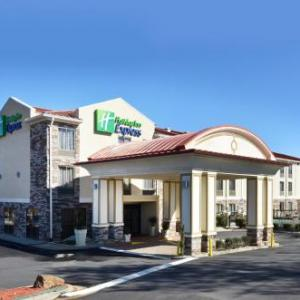 Stone Mountain Park Hotels - Holiday Inn Express Stone Mountain