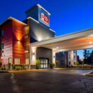 Holiday Inn Express Hotel & Suites Portland (Airport Area) OR, 97220