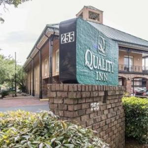 Hotels near Mobile Convention Center - Quality Inn Downtown Historic District