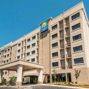 Georgia State Stadium Hotels - Comfort Inn Atlanta Downtown South
