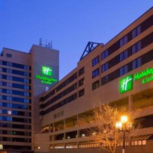 Hotels near Mars Lakeview Arena - Holiday Inn Hotel & Suites Duluth-Downtown