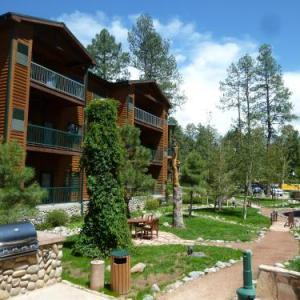 Hotels near Inn of the Mountain Gods Resort and Casino - Ruidoso River Resort & Inn