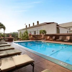 Downtown Charleston Hotels - The Mills House Wyndham Grand Hotel