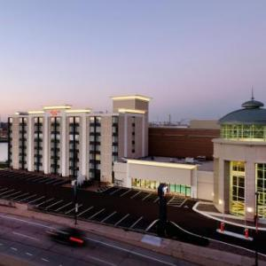 Hotels near Weidner Center for the Performing Arts - Hampton Inn Green Bay Downtown Wi