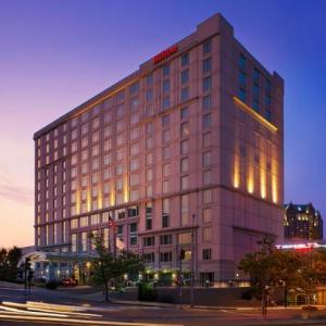 Comedy Connection Rhode Island Hotels - Hilton Providence