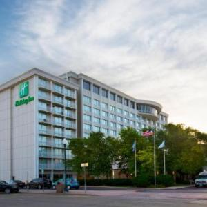 Hotels near Icon Lounge Sioux Falls - Holiday Inn Sioux Falls-city Center