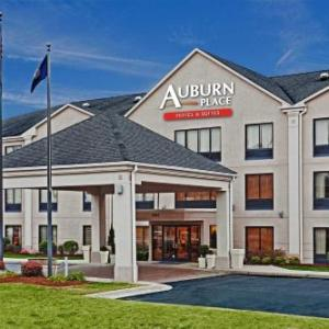 Luther F. Carson Four Rivers Center Hotels - Auburn Place Hotel & Suites Paducah