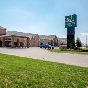 South Dakota State Fair Hotels - Quality Inn Huron