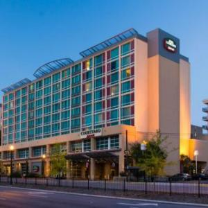 Carolina Coliseum Hotels - Courtyard By Marriott Columbia Downtown At U S C