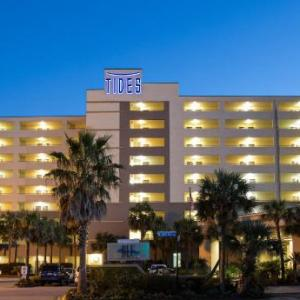 Hotels near Bowen's Island Restaurant - Tides Folly Beach Oceanfront