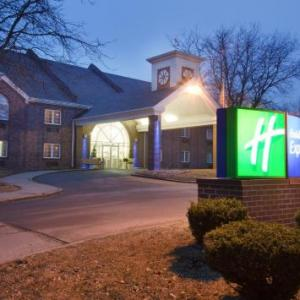 Hotels near Knapp Center Des Moines - Holiday Inn Express Des Moines, Iowa