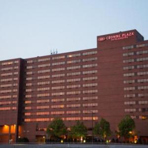 Crowne Plaza Minneapolis International Airport-Mall Of America MN, 55425