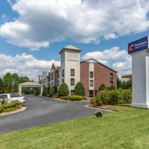 UNG Convocation Center Dahlonega Hotels - Holiday Inn Express Dahlonega