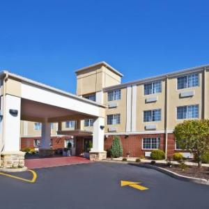 Manchester University Hotels - Holiday Inn Express Hotel & Suites Wabash