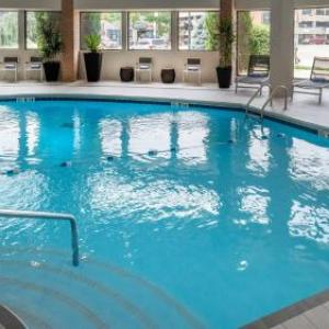Joan C Edwards Stadium Hotels - Delta Hotels Huntington Downtown