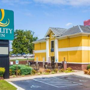 Lake Martin Amphitheater Hotels - Quality Inn Alexander City