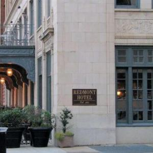 Hotels near Sloss Furnaces - The Redmont Hotel -Birmingham