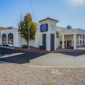 Motel 6-Santa Fe NM - Central