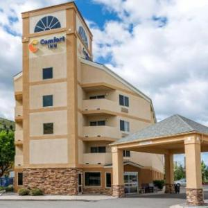 KettleHouse Amphitheater Hotels - Comfort Inn University