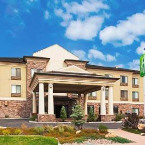 Hotels near Utah Motorsports Campus - Holiday Inn Express Hotel & Suites Tooele