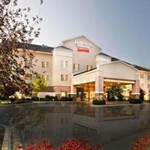 Fairfield Inn Suites Burley