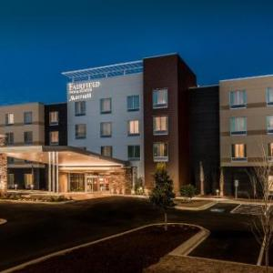 Fairfield Inn & Suites by Marriott Florence I-20