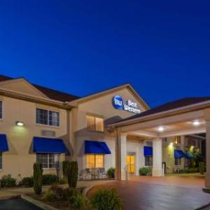 Beaver Dam Amphitheater Hotels - Best Western Central City