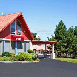 Hotels near SUNY Oswego - Knights Inn Oswego