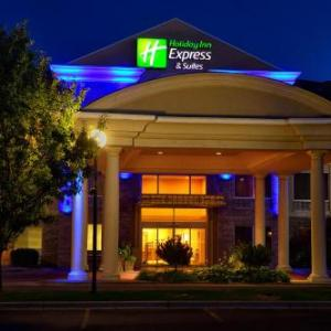 Hillcrest High School Ammon Hotels - Holiday Inn Express Hotel And Suites Idaho Falls