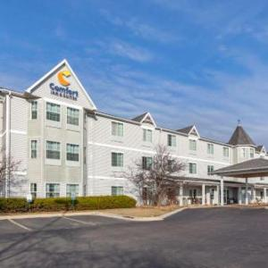 Fox Valley Ice Arena Hotels - Comfort Inn & Suites Geneva- West Chicago