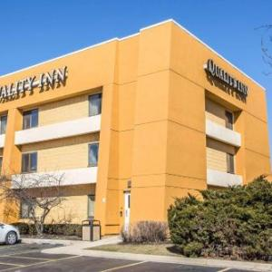 RocHaus West Dundee Hotels - Quality Inn Elgin