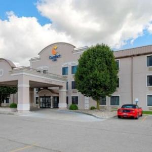 Hoosier Park Racing and Casino Hotels - Comfort Inn Anderson