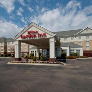 Hotels near BancorpSouth Arena - Hilton Garden Inn Tupelo