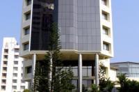 Map Of The Hotel Markz Inn Area Cochin India