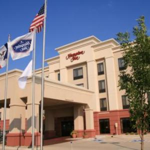 Electric Park Ballroom Hotels - Hampton Inn Waterloo Ia