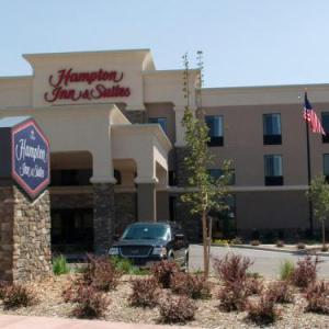 Hampton Inn And Suites Colorado Springs Interquest