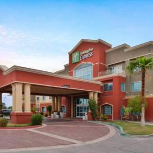 Imperial Valley College Hotels - Holiday Inn Express Hotel & Suites El Centro